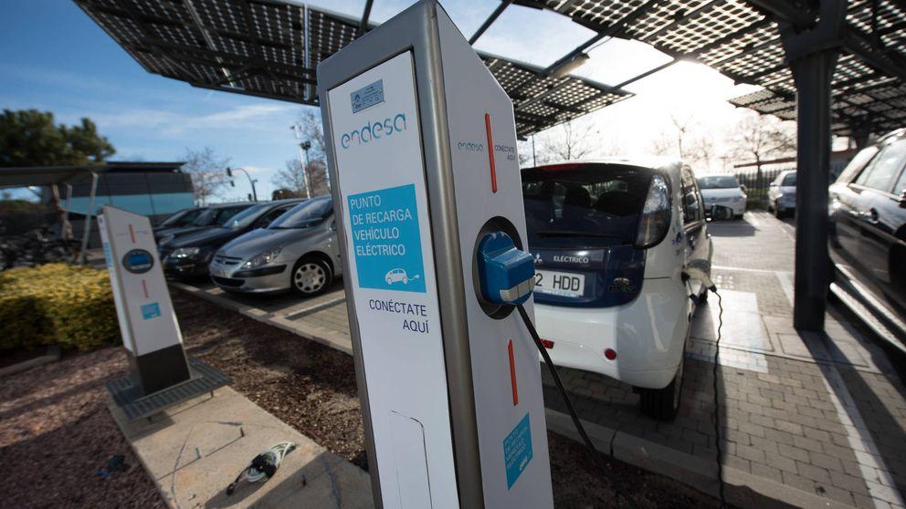 El verdadero problema de las estaciones de recarga del coche eléctrico