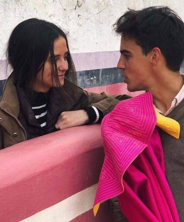 Foto: Victoria Federica y Gonzalo Caballero. (Instagram)