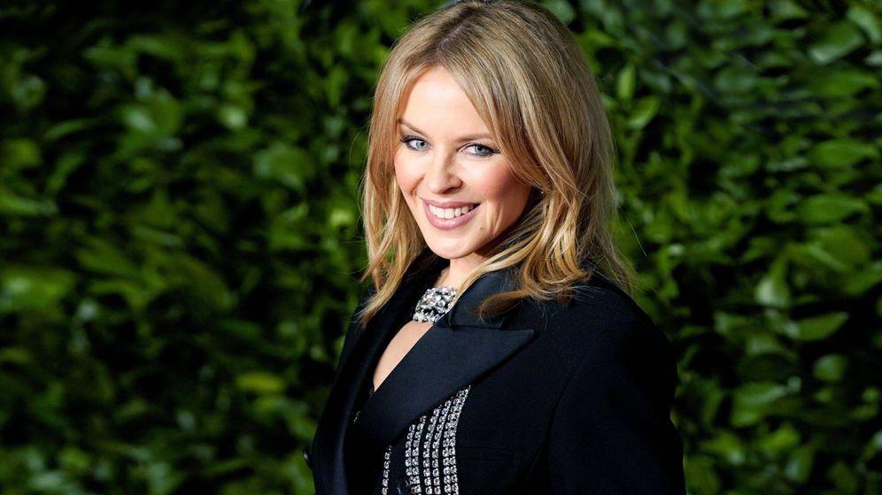 Foto: Kylie Minogue, en una imagen de archivo. (EFE)