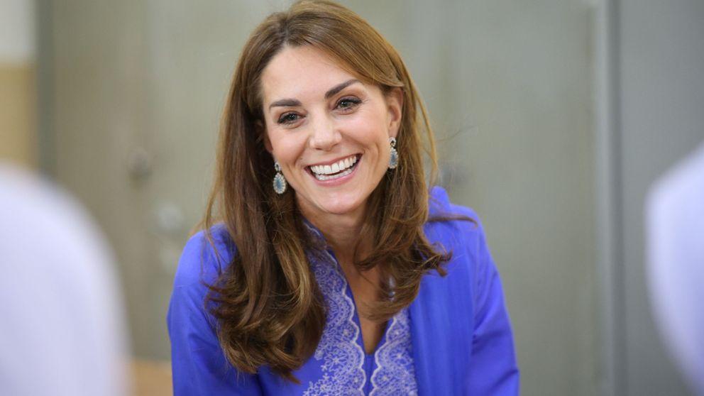 Una videollamada, un vestido y otro triunfo: el nuevo 'hit' de Kate Middleton