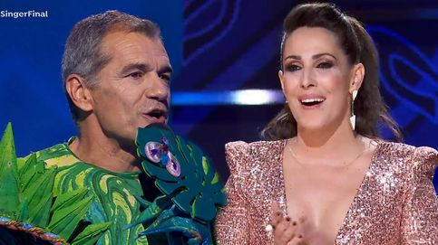 La mofa de Malú... y de la audiencia al salir Toni Cantó tras el Camaleón en 'Mask Singer'
