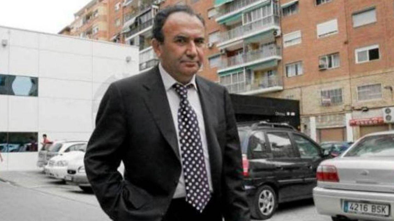 Manuel García Quilón, representante de Lucas Hernández