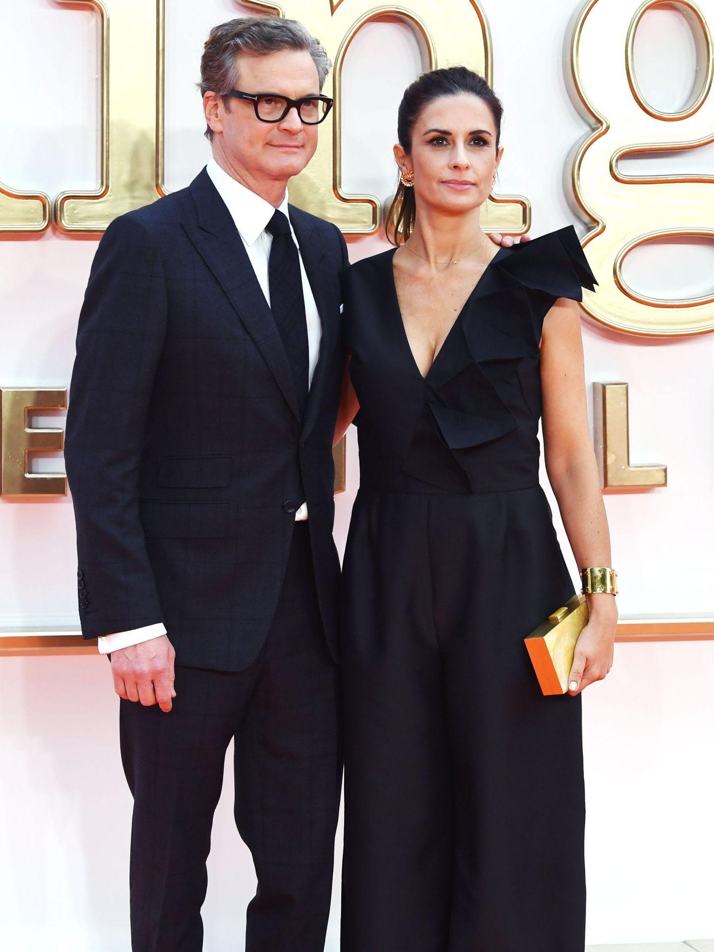 Livia y Colin. (EFE)