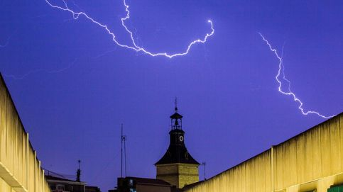 Fin de semana pasado por agua: 15 provincias en alerta por tormentas