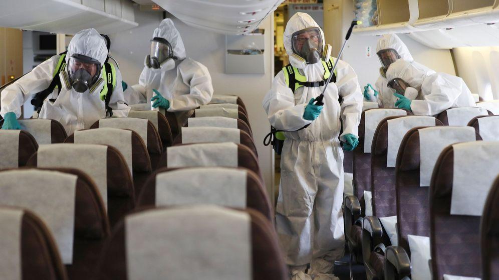 Foto: Varios países asiáticos han diagnosticado a personas infectadas con el coronavirus (EFE/Yonhap)