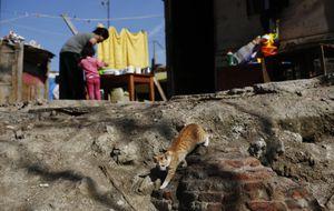 Unicef denuncia que las familias españolas retroceden diez años
