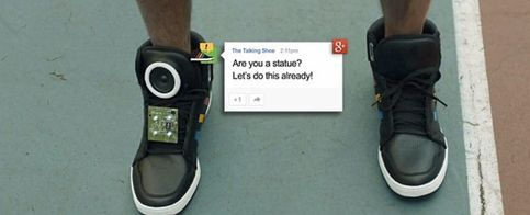 Google le añade inteligencia a sus zapatillas para motivarle día a día