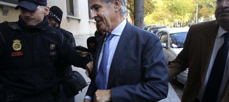 Foto: El expresidente de Caja Madrid Miguel Blesa. (EFE)