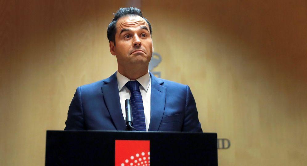 Foto: Aguado ve probable repetir las elecciones al no llegar a un pacto con Vox. (EFE)