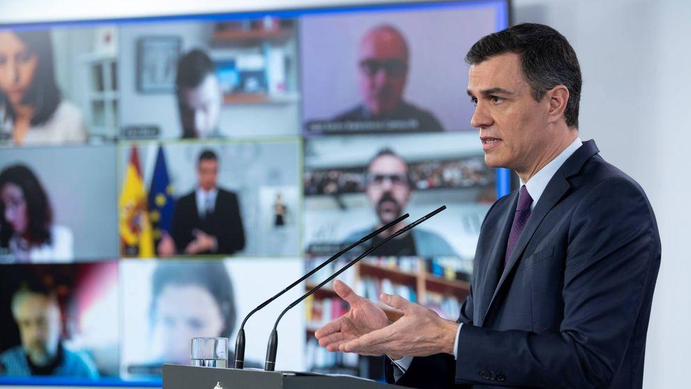 Sánchez pide una última prórroga de un mes con más poder para las CCAA