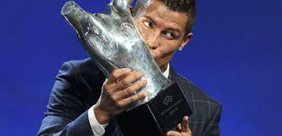 Post de Cristiano Ronaldo es elegido por la UEFA Mejor Jugador de Europa