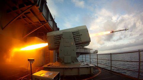 Un sistema antimisil autóctono: el plan de España para armar sus buques desprotegidos