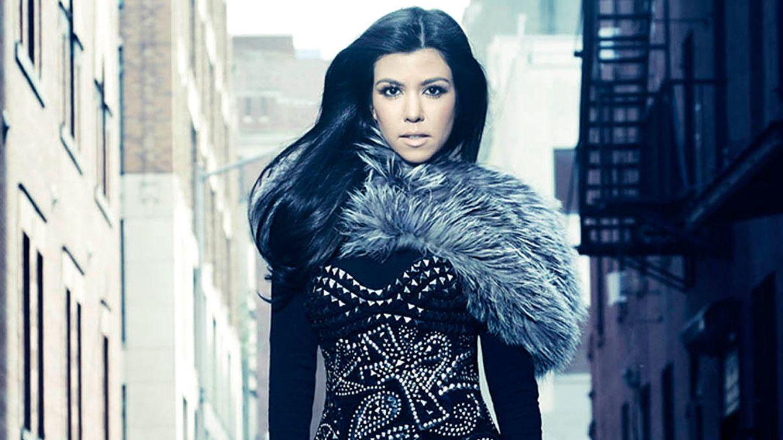 Foto: Kourtney Kardashian, en una imagen de archivo (Gtres)