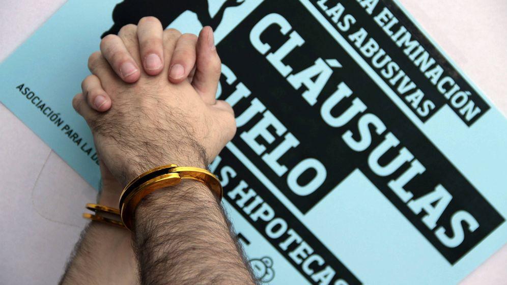 Foto: La justicia cuestiona la legalidad de los acuerdos para eliminar las cláusulas suelo. (EFE)