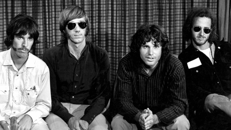 Posado de The Doors. (CP)
