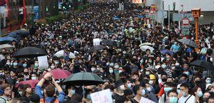 Post de Una nueva marcha masiva en Hong Kong obliga a cerrar tiendas y cortar el tráfico