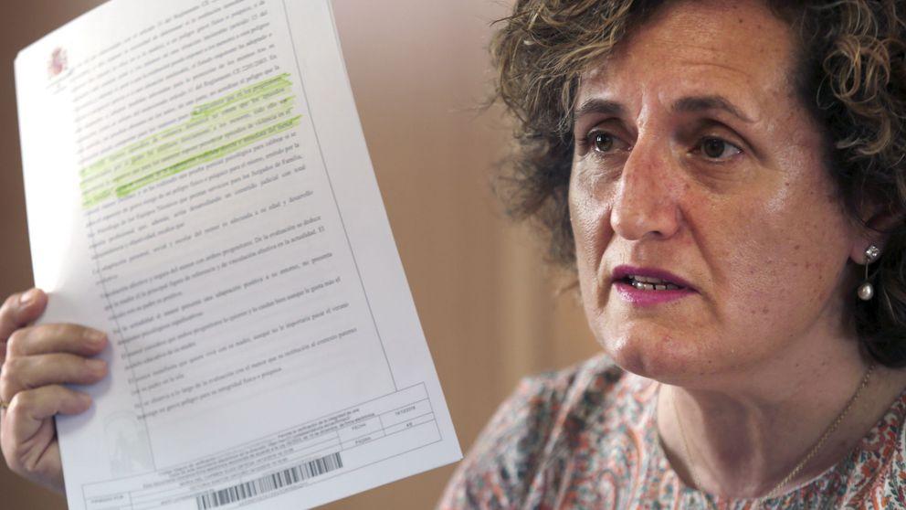 La asesora de Juana Rivas asegura que los niños están bien, cuidados y protegidos