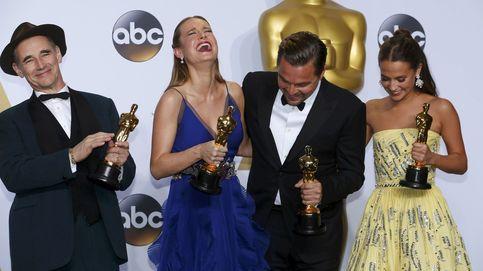 Fotos de los Oscar 2016: de Jennifer Lawrence a Leonardo DiCaprio