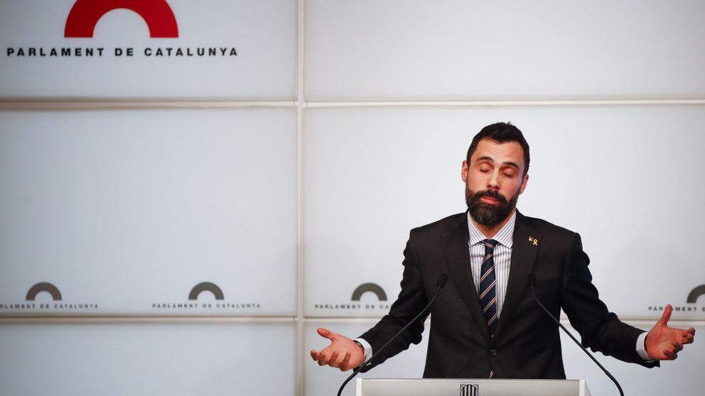 La Junta Electoral da dos días al Parlament para que concrete el sustituto de Torra