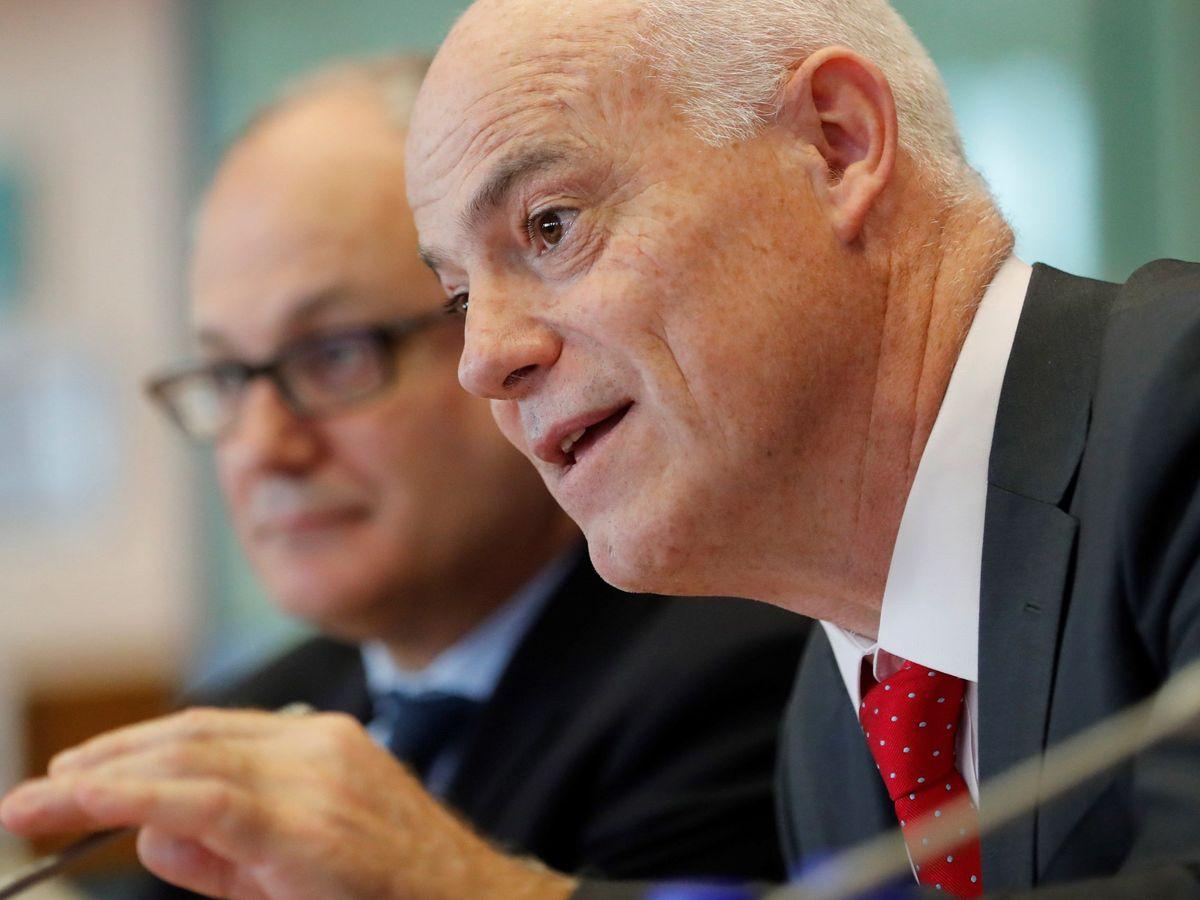 Foto: El presidente de la EBA, José Manuel Campa. (EFE)