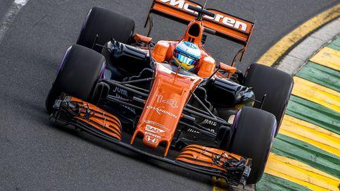 Alonso: Sin velocidad, ahorro de gasolina, rotura de suspensión... pero muy orgulloso