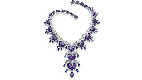 Chopard lanza su nueva colección de joyas al aire libre sobre el sena