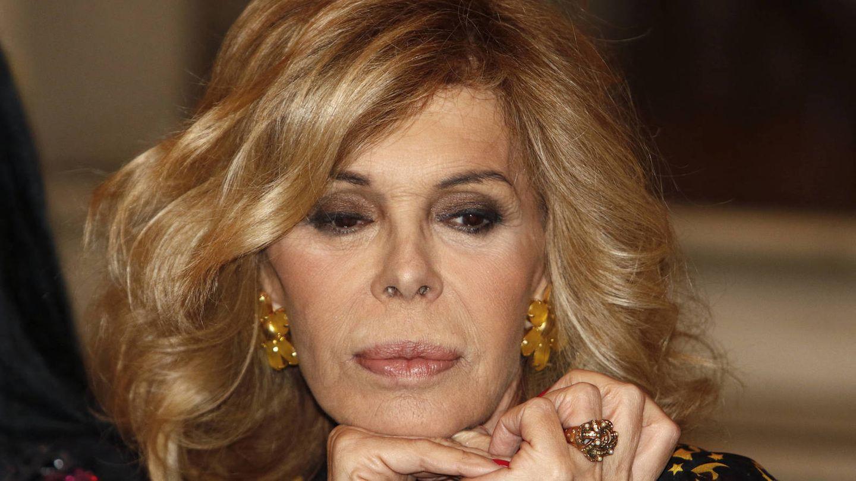 Bibiana Fernández en una imagen de archivo. (Gtres)