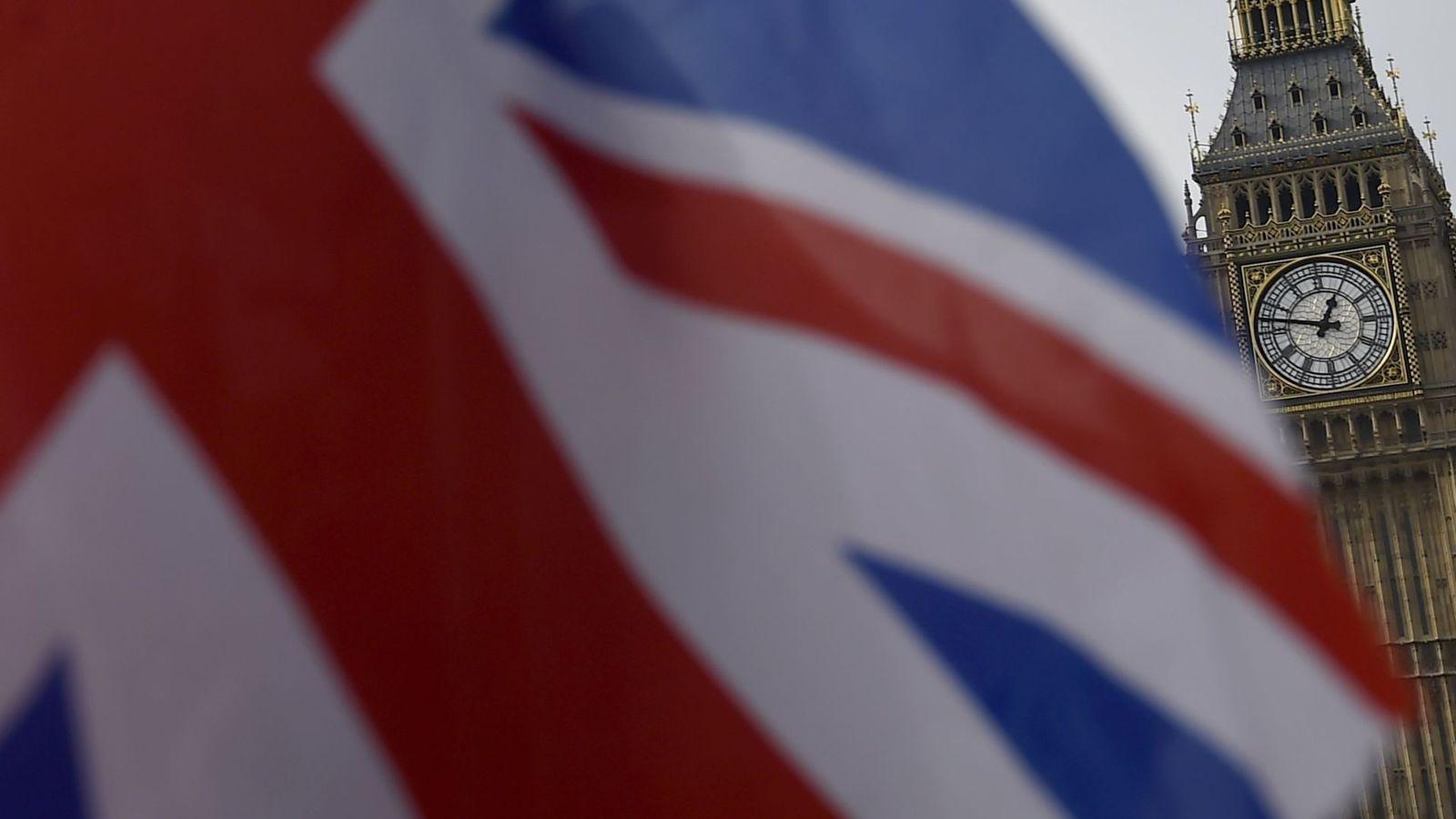 Foto: Vista del Big Ben en Londres. (EFE)