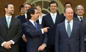 La primera Ejecutiva de Aznar se dispone a 'dominar' España 20 años después