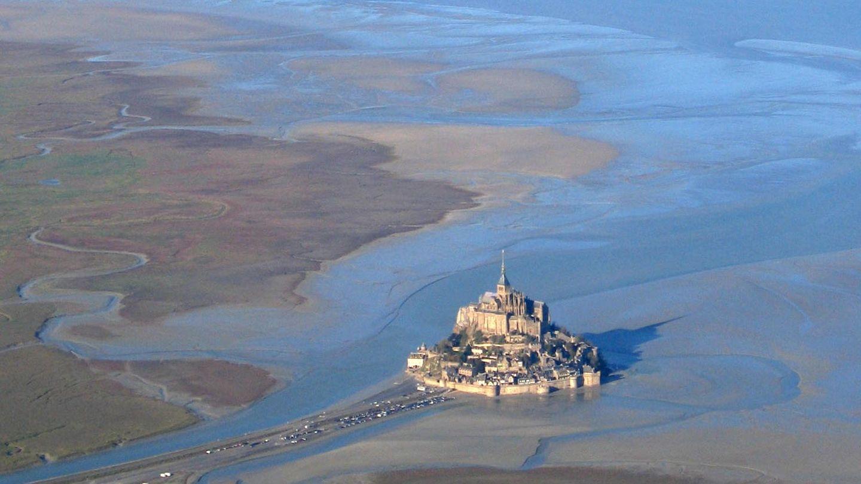 El Mont Saint Michel te parecerá un sueño (Foto: Wikipedia)