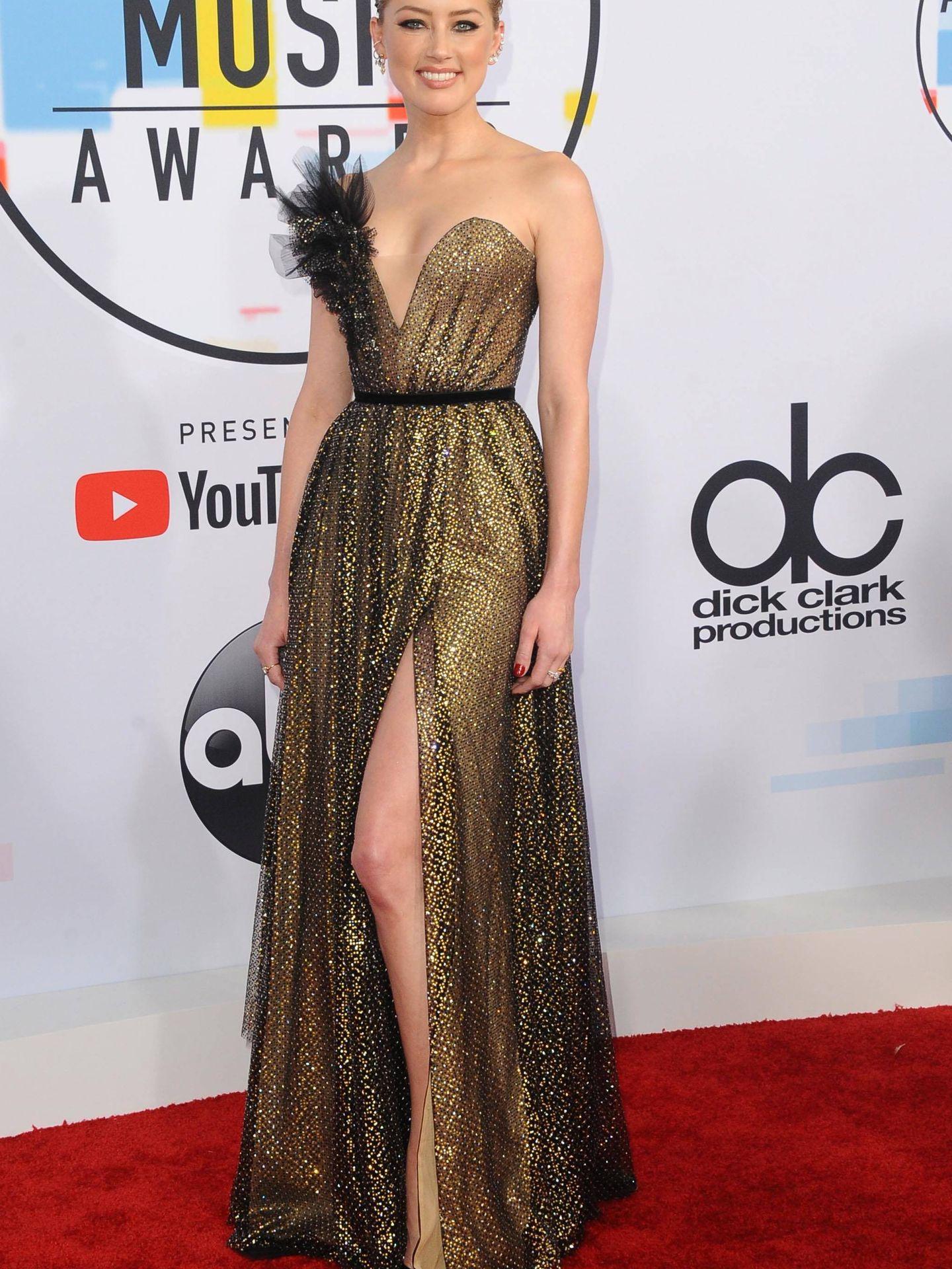 Amber Heard. (Cordon Press)