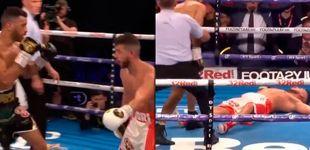 Post de Tenía el combate ganado: se ríe de su rival a 14 segundos del final y termina KO