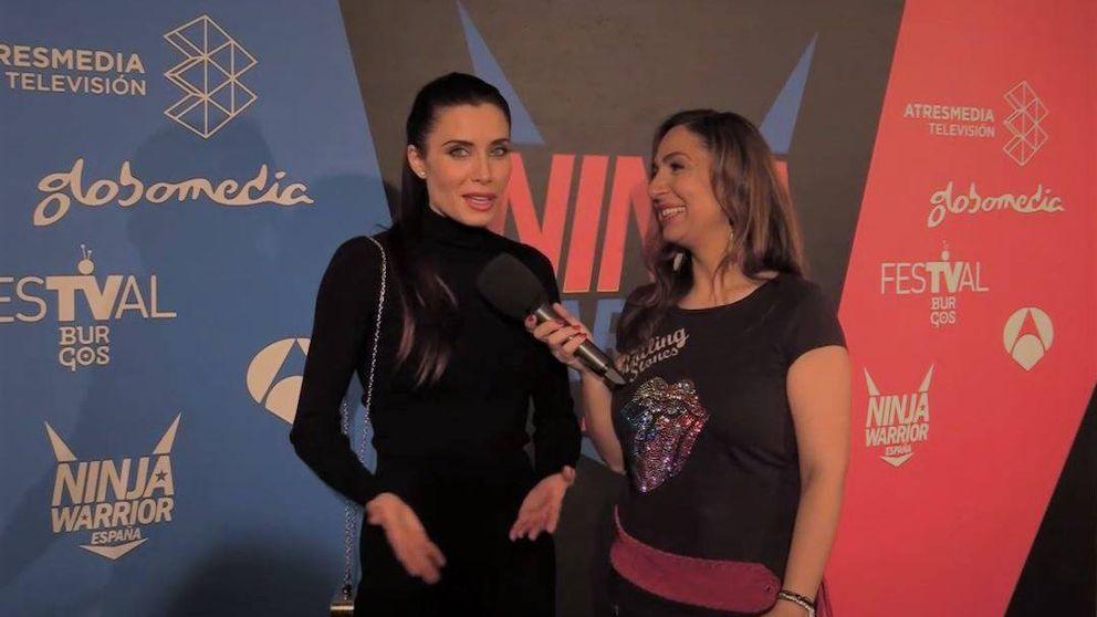 Pilar Rubio ('Ninja Warrior') confiesa que donde más valorada se siente es en 'El hormiguero'