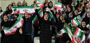 Post de La tragedia en el fútbol iraní: muere la mujer que se quemó como protesta