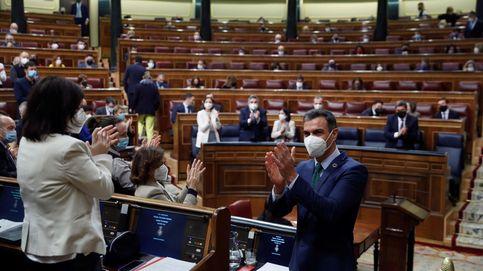 Sánchez agrieta el bloque de investidura con su nueva geometría variable y aísla a Iglesias