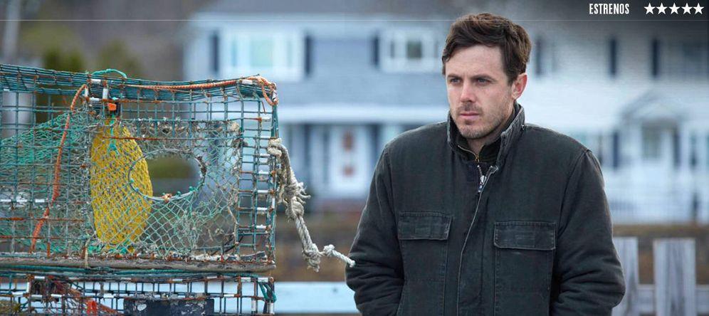 Foto: Cassey Affleck protagoniza 'Manchester frente al mar'.
