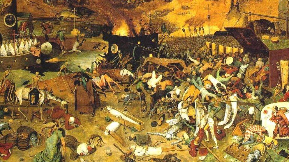 Los dioses, fuera de juego: cuando el Armagedón llegó a España