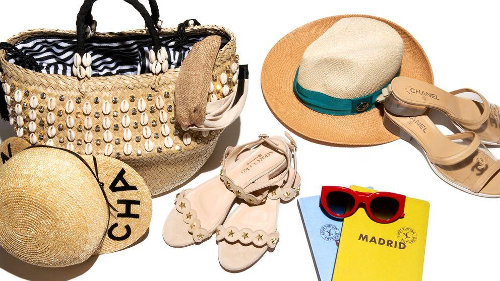 Cestas y bolsas que mejorarán enteros tu look de playa