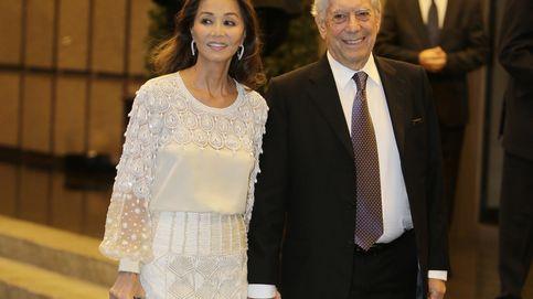 Despliegue de glamour (y regalos) para el cumpleaños de Mario Vargas Llosa