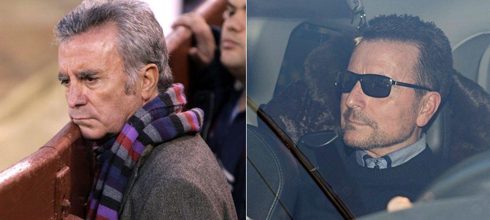 Foto: El torero José Ortega Cano en una imagen comparativa del antes (izquierda) y del después (derecha)