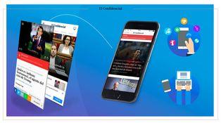 El Confidencial incorpora lo mejor de la web y de las apps en su nueva versión móvil
