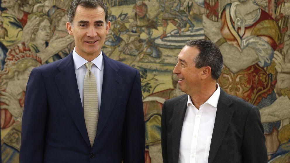 Breda (Girona) declara persona 'non grata' a Felipe VI y a toda la Monarquía