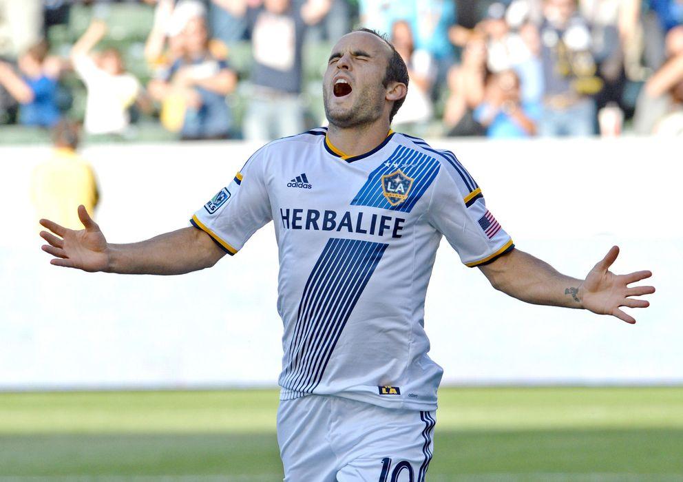 Foto: Landon Donovan es la máxima estrella del fútbol en Estados Unidos (Reuters).
