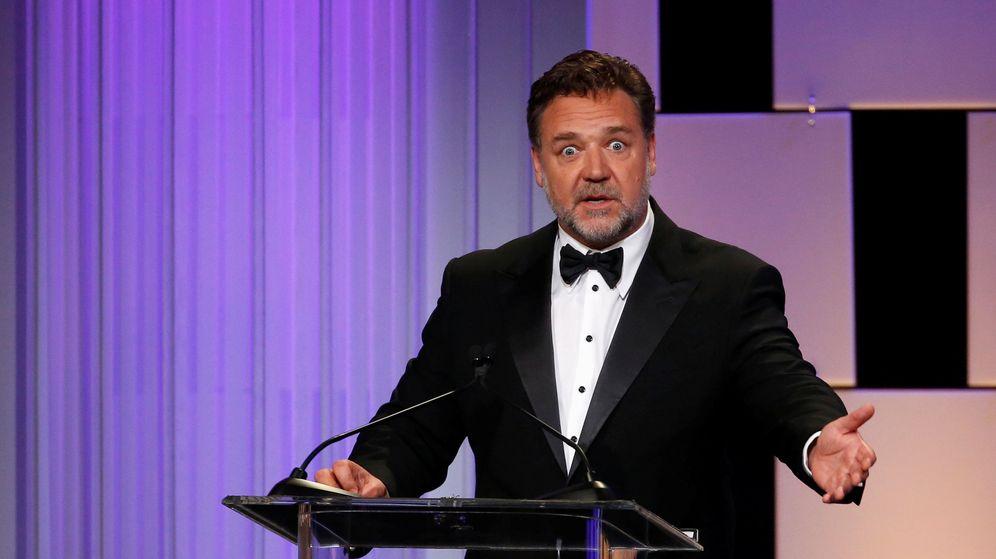 Foto: Russell Crowe en una imagen de archivo. (Reuters)
