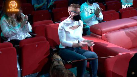 Broncano lleva un perro policía a 'LR' y encuentra droga en el público