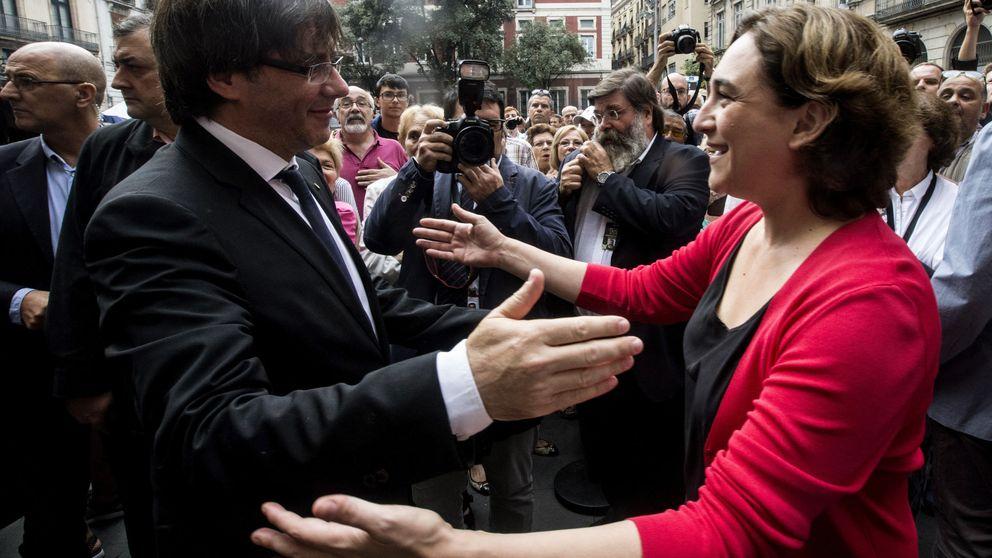 Así converge el secesionismo catalán con Podemos para jaquear el sistema
