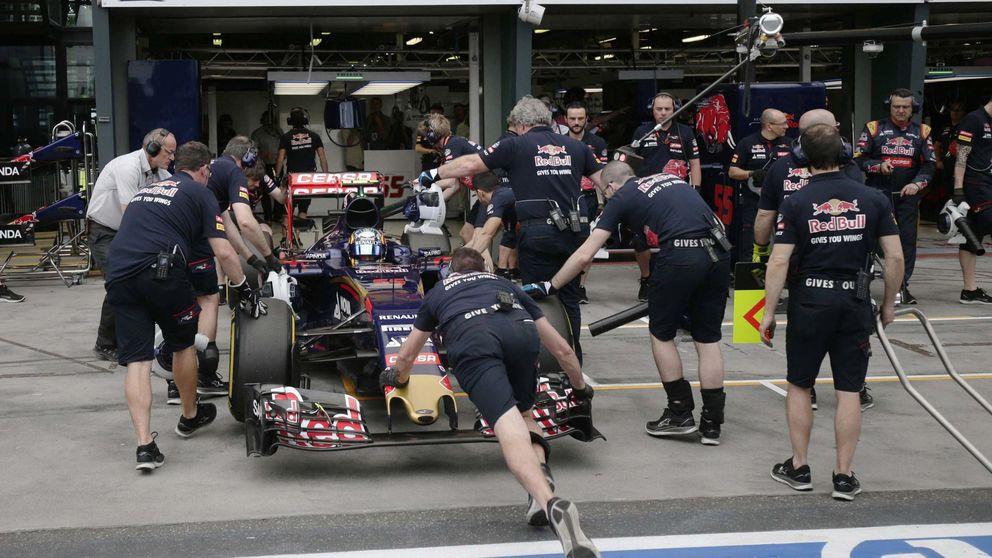 Toro Rosso se pone en el mercado con para ser un equipo de primera fila