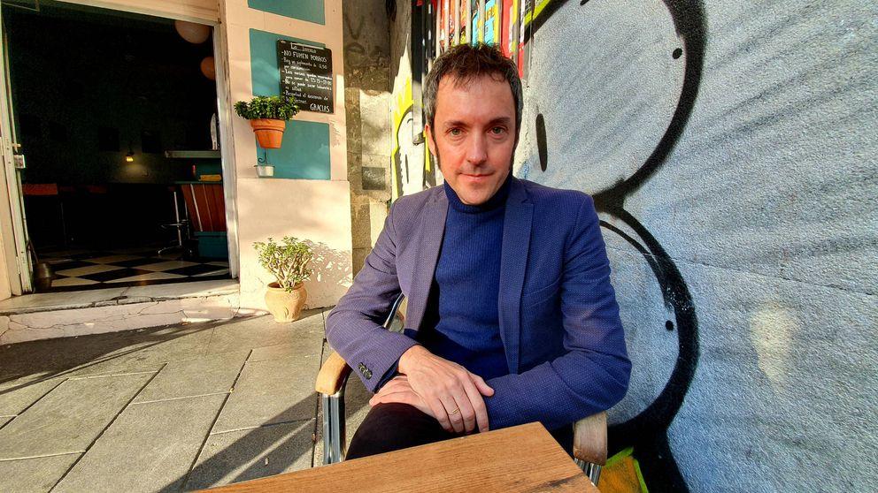 Carlos Pardo: He perdido los mejores años de mi vida entre envidias literarias