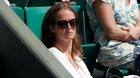Kim, la pintora que empaña las lágrimas de Andy Murray