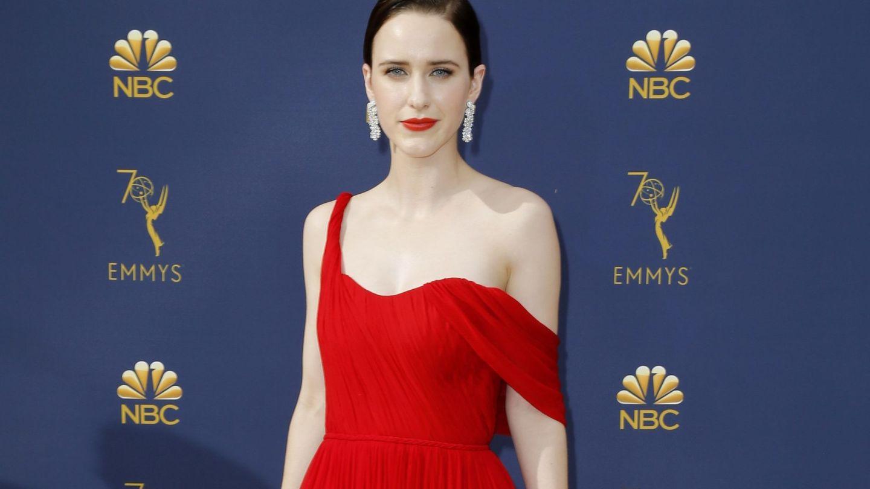 70th Primetime Emmy Awards - Arrivals - Los Angeles, California, U.S., 17 09 2018 - Rachel Brosnahan. REUTERS Kyle Grillot